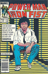 Cover Thumbnail for Power Man and Iron Fist (Marvel, 1981 series) #114 [newsstand]