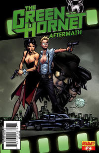 Cover Thumbnail for The Green Hornet: Aftermath (Dynamite Entertainment, 2011 series) #2