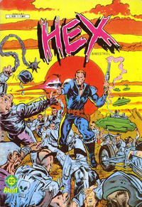 Cover Thumbnail for Hex (Arédit-Artima, 1986 series) #1