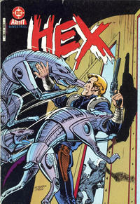 Cover Thumbnail for Hex (Arédit-Artima, 1986 series) #2