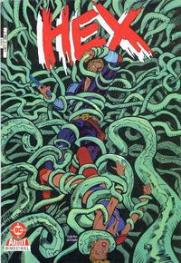 Cover Thumbnail for Hex (Arédit-Artima, 1986 series) #3