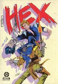 Cover Thumbnail for Hex (Arédit-Artima, 1986 series) #6