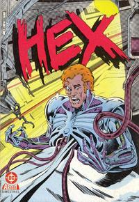 Cover Thumbnail for Hex (Arédit-Artima, 1986 series) #7