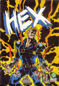Cover Thumbnail for Hex (Arédit-Artima, 1986 series) #8