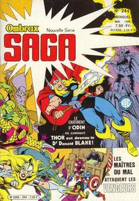 Cover Thumbnail for Ombrax-Saga (Editions Lug, 1986 series) #244