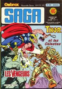 Cover Thumbnail for Ombrax-Saga (Editions Lug, 1986 series) #252