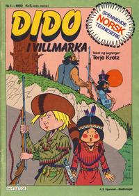 Cover Thumbnail for Dido (Hjemmet / Egmont, 1980 series) #1