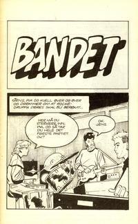 Cover Thumbnail for Bandet [Bilag til Girls] (Hjemmet / Egmont, 1991 series)