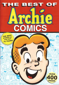 Cover Thumbnail for The Best of Archie Comics (Archie, 2011 series) #[1]