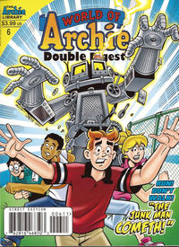 Cover Thumbnail for World of Archie Double Digest (Archie, 2010 series) #6