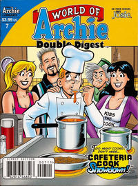 Cover Thumbnail for World of Archie Double Digest (Archie, 2010 series) #7