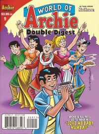 Cover Thumbnail for World of Archie Double Digest (Archie, 2010 series) #9 [Direct Edition]