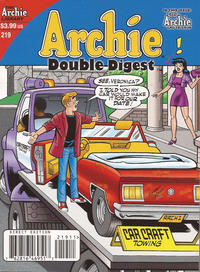 Cover Thumbnail for Archie Double Digest (Archie, 2011 series) #219