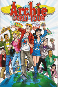 Cover Thumbnail for Archie World Tour (Archie, 2011 series)