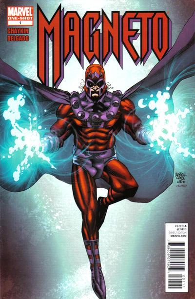 Cover for Magneto (Marvel, 2011 series) #1