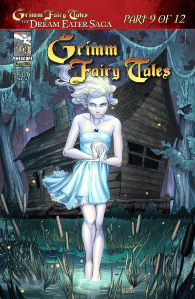 Cover for Grimm Fairy Tales (Zenescope Entertainment, 2005 series) #63 [Cover B - Nei Ruffino]