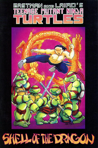 Cover for Teenage Mutant Ninja Turtles (Mirage, 1984 series) #18