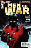 Cover for Men of War (DC, 2011 series) #1