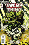 Cover Thumbnail for Swamp Thing (2011 series) #1