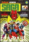 Cover for Ombrax-Saga (Editions Lug, 1986 series) #258