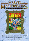 Cover Thumbnail for Marvel Masterworks: Golden Age Captain America (2005 series) #5 (161) [Limited Variant Edition]