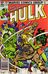 Cover Thumbnail for The Incredible Hulk (1968 series) #282 [Newsstand]