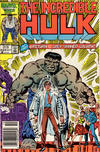 Cover Thumbnail for The Incredible Hulk (1968 series) #324 [Newsstand Edition]