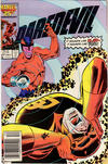 Cover Thumbnail for Daredevil (1964 series) #237 [Newsstand Edition]