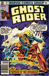 Cover Thumbnail for Ghost Rider (1973 series) #61 [Newsstand Edition]