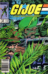 Cover for G.I. Joe, A Real American Hero (Marvel, 1982 series) #39 [Newsstand Edition]