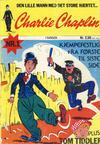 Cover for Charlie Chaplin (Illustrerte Klassikere / Williams Forlag, 1973 series) #1/1973