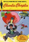 Cover for Charlie Chaplin (Illustrerte Klassikere / Williams Forlag, 1973 series) #7/1973