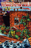 Cover Thumbnail for Teenage Mutant Ninja Turtles (1984 series) #1 [4th Print]