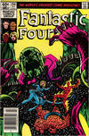 Cover Thumbnail for Fantastic Four (1961 series) #256 [Newsstand]