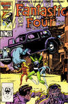 Cover for Fantastic Four (Marvel, 1961 series) #291 [Direct Edition]
