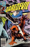 Cover for Daredevil (Marvel, 1964 series) #240 [Newsstand]