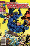Cover for The Defenders (Marvel, 1972 series) #129 [Newsstand]
