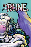 Cover for Prototype (Malibu, 1993 series) #3 [Direct]