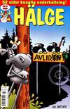 Cover for Hälge (Egmont, 2000 series) #8/2011