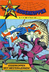 Cover for Edderkoppen (Atlantic Forlag, 1978 series) #11/1980