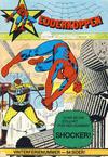 Cover for Edderkoppen (Atlantic Forlag, 1978 series) #2/1981