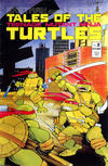 Cover for Tales of the Teenage Mutant Ninja Turtles (Mirage, 1987 series) #2