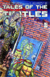 Cover for Tales of the Teenage Mutant Ninja Turtles (Mirage, 1987 series) #4