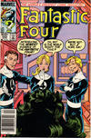 Cover Thumbnail for Fantastic Four (1961 series) #265 [Newsstand]