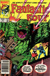 Cover Thumbnail for Fantastic Four (1961 series) #271 [Newsstand]