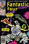 Cover Thumbnail for Fantastic Four (1961 series) #297 [Newsstand Edition]