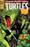 Cover for Teenage Mutant Ninja Turtles (Mirage, 1993 series) #5