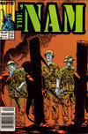Cover for The 'Nam (Marvel, 1986 series) #5 [Newsstand]