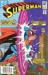 Cover Thumbnail for Superman (1939 series) #381 [Newsstand]