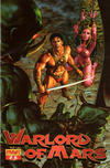 Cover for Warlord of Mars (Dynamite Entertainment, 2010 series) #8 [Cover A - Joe Jusko]